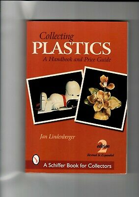 Schiffer Books Collecting Plastics 2nd Edition 1999 Price Guide
