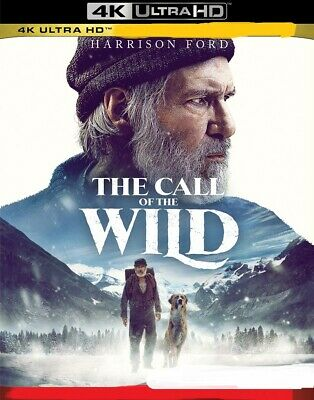 Call of the Wild(2020) 4K Ultra HD Only  READ DESCRIPTION
