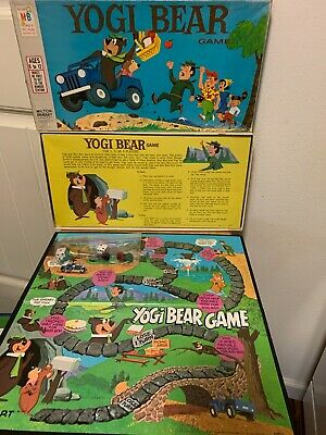 Yogi Bear Game (1971) Ranger Smith Tie (not a clip on) and coffee cup Lot