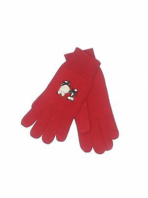 Unbranded Women Red Gloves One Size