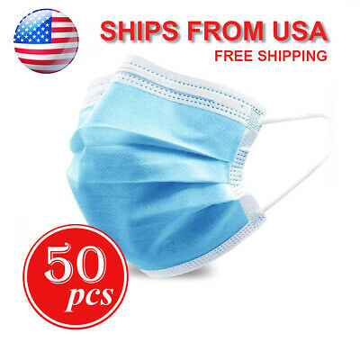 Face Cover 50pcs FREE SHIPPING FROM USA