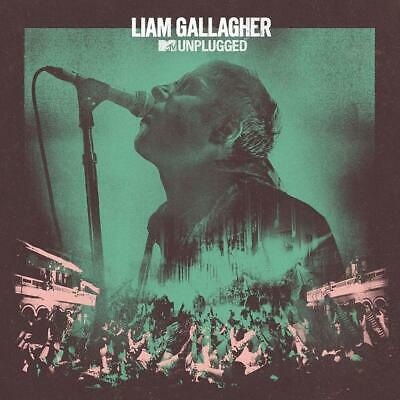 LIAM GALLAGHER 'MTV UNPLUGGED' CD (12th June 2020)