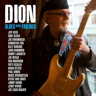Dion 'Blues With Friends' Cd (2020)