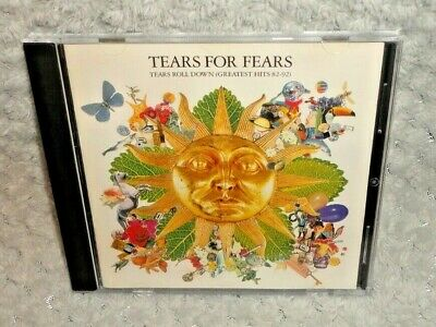 Tears For Fears - Tears Roll Down Greatest Hits 82-92 (CD)