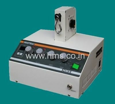 Electronic Traction, Cervical & Lumber Unit LCD Display & Programme .