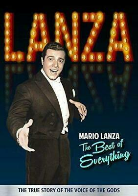 Mario Lanza - The Best of Everything DVD TRUE STORY - FAST FREE UK P&P