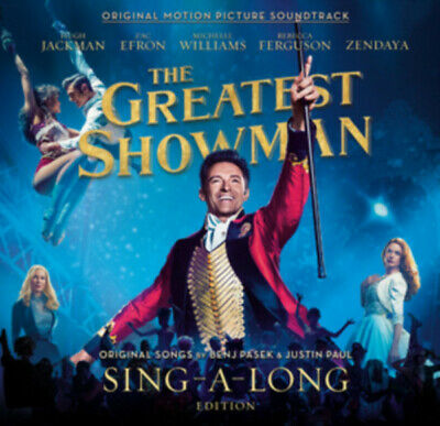 The Greatest Showman - Sing-A-Long [New & Sealed] 2CD