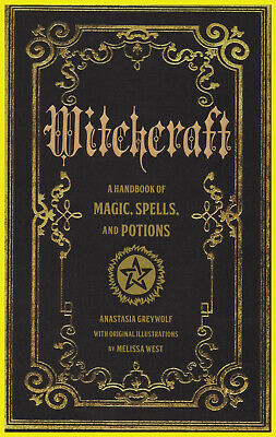 Witchcraft Handbook of Magic Spells and Potions (E-B𐌏𐌏K 📩) 💻 FAST DELIVERY🥇