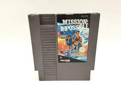 Juego Nes Mission Impossible 5669339