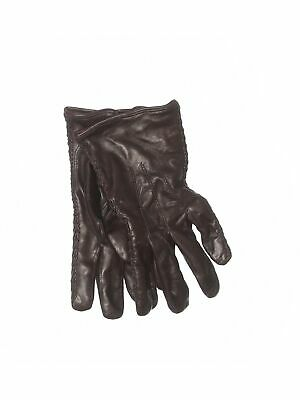 Unbranded Women Brown Gloves 9