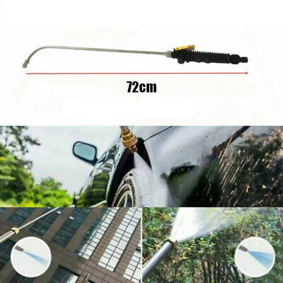 Nozzle 2in1 High Pressure Power Water Washer Wall Spray Durable High quality