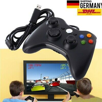 USB Wired Gamepad Controller Joystick Wired Handy Gamepad für XboX 360