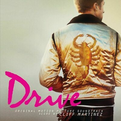 """Cliff Martinez - Drive (O.S.T) [New & Sealed] 12"""" Neon Pink Vinyl"""