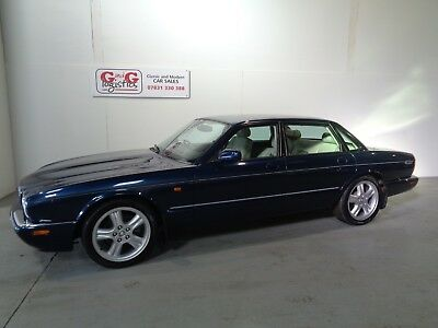 Jaguar Xjr 4.0 Supercharger -Only 31,000 Miles From New !! -1998/S Reg  - Rare !