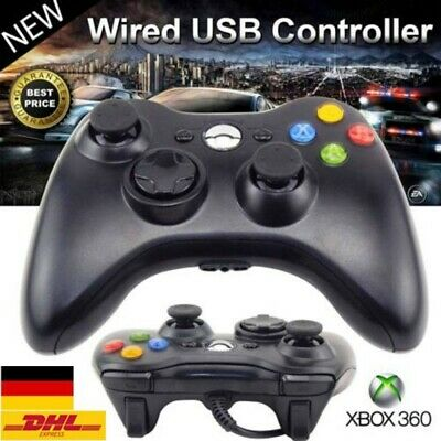 USB Wired Gamepad Controller Handy Joystick Gamepad für Microsoft Xbox 360
