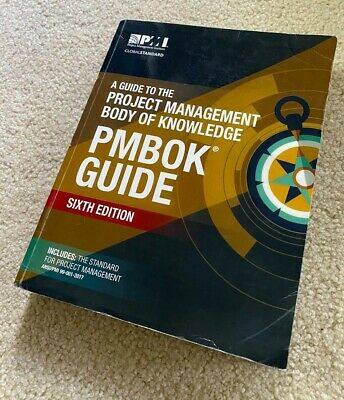 PMBOK 6th Edition & Agile Practice Guide, paperback!