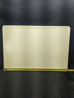 """Lot of 10 18""""x26"""" Plastic Proofing / Bagel Boards Multiple Lots Available"""