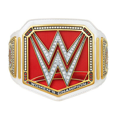 WWE RAW WOMENS Championship Red Toy Title Belt £32.71