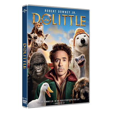Dolittle  [Dvd Nuovo]
