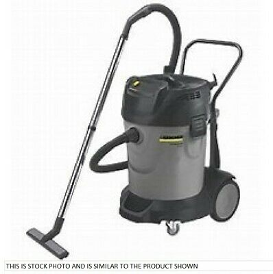 Karcher 16672170 Wet & Dry Vacuum Cleaner Nt 70/2  240V - Sold As Single Unit