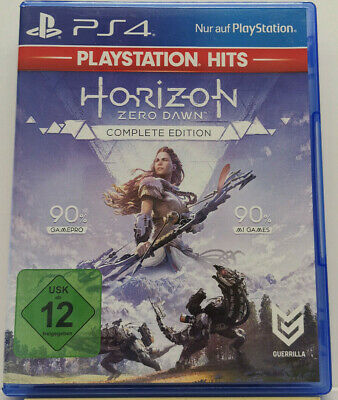 Horizon Zero Dawn Complete Collection PS4 Spiel Game Playstation 4 USK 12