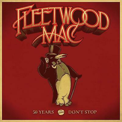 Fleetwood Mac - 50 Years, Don't Stop [New & Sealed] CD
