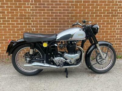 1954 Norton Dominator 88 Classic Motorcycle (Delivery Available)