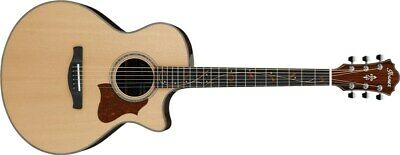 Ibanez AE315 Grand Auditorium Acoustic, Natural High Gloss
