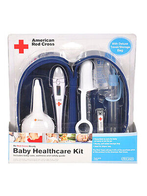 American Red Cross Baby Healthcare Kit