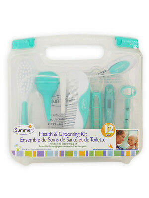 Summer Infant 12-Piece Health & Grooming Kit