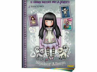 STICKER Album Panini Gorjuss 2 Santoro London 2018 Figurine ITALIANO