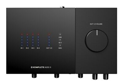 Native Instruments Komplete Audio 6 Mk2 USB Audio Interface (B-Stock)