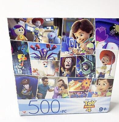 Cardinal Toy Story Box with 2 Puzzle 48