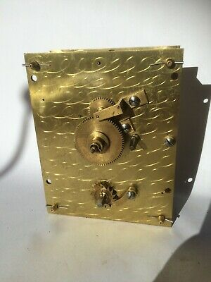 Chain Driven Fusee Movement signed Swindon& sons Birmingham