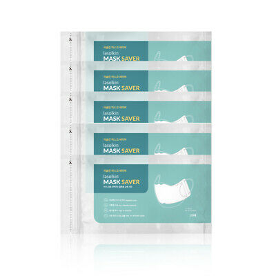 Face Mask Replacement Pads.5 Packs/100 pads for only $25.99 US Seller Free Ship!