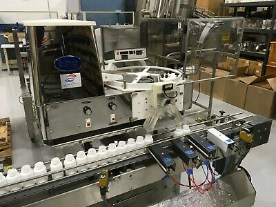 King TB4 Automatic Tablet line counter