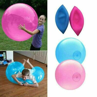 New Water-filled Interactive Rubber Big Amazing Bubble Balls By Bubble World US