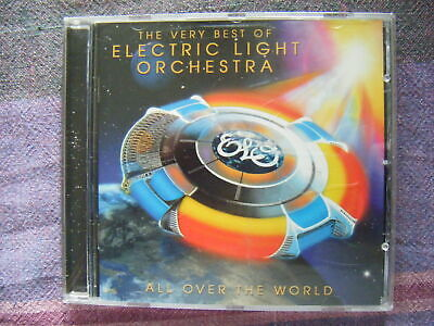 Electric Light Orchestra - All Over the World (The Very Best of , 2005) - CD -VG