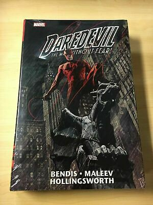 DAREDEVIL vol 1 by Bendis and Maleev OMNIBUS OHC Hardcover NM SEALED Factwrap