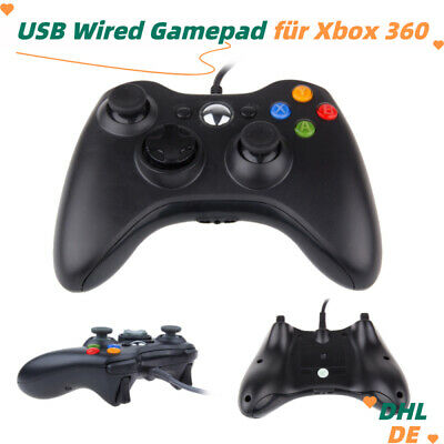 USB Wired Joypad Gamepad Controller Wired Handy Joystick Gamepad für Xbox 360