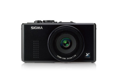 [NEAR MINT] Sigma DP Series DP2   Digital Camera - Black  N045