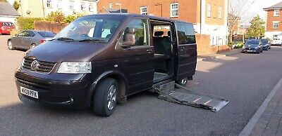 Volkswagen caravelle Exec wheelchair accessible ideal camper