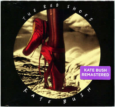 Kate Bush - The Red Shoes (Remastered Edition) [New & Sealed] CD