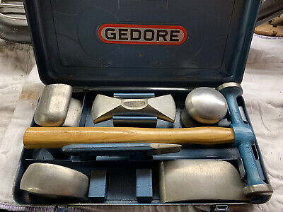 Gedore no250 Panel Beaters Set
