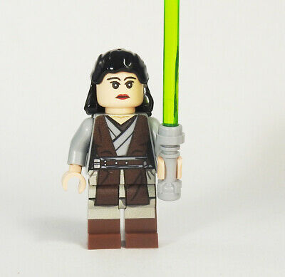 Custom Star Wars Prince Xizor v1 minifigures on lego bricks