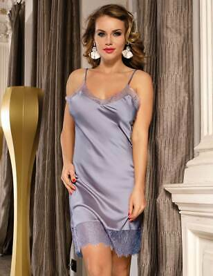 LOVELY SILKY FULL SLIP WITH DEEP LACE HEM PINK SIZES 8-22