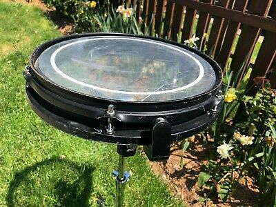 "Marching Snare Practice Pad 13"" - HIGH TENSION - Mylar - Premier #8"