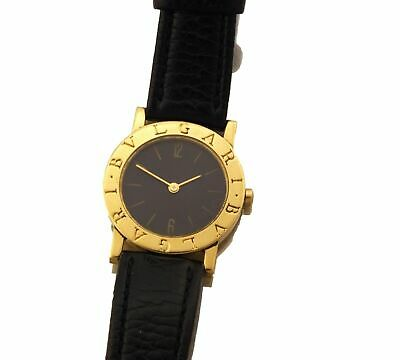 Bvlgari Women's 18k Gold Wristwatch - Quartz Movement - Sapphire Display J12631