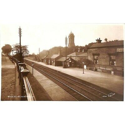 Shipley - Saltaire Station.