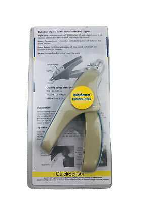 QuickFinder Nail Clippers Trimmers for Medium Dogs NEW OPEN BOX